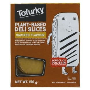Tofurky Slices -Hickory Smoked Style Deli  - 156g